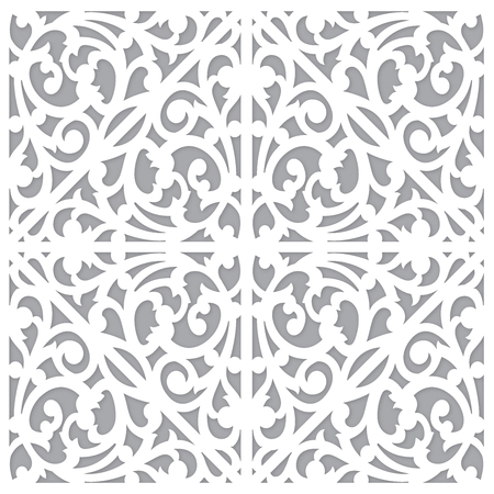 adorning: Seamless pattern  ornament decorate vector and illustration