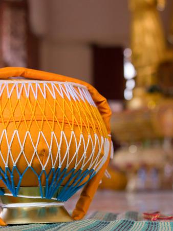 bouddhisme: � propos dans le bouddhisme, la Tha�lande Banque d'images