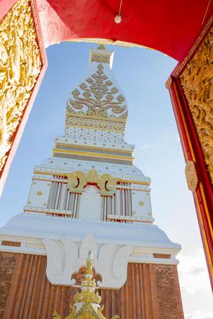 nakhon: Phra That Phanom chedi, attractions in Nakhon Phanom, Thailand