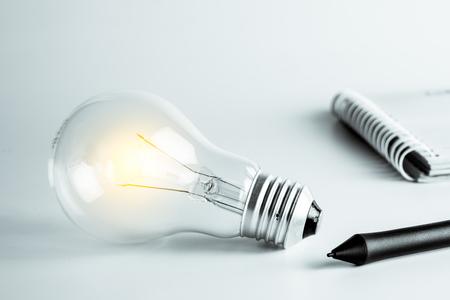 New Idea Concept  Reklamní fotografie