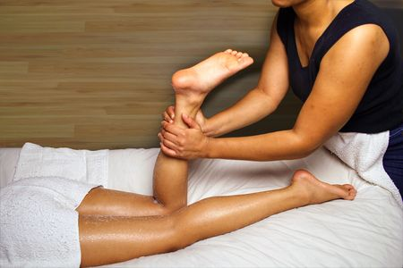beautiful legs: LEG MASSAGE
