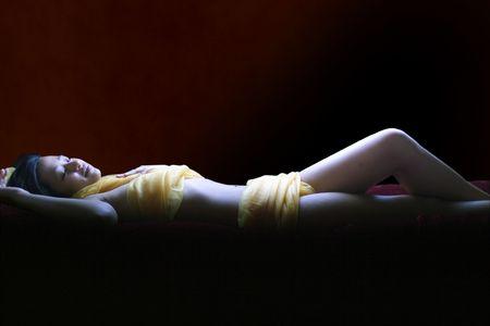Sensual Body Wrap Spa Treatment Valentines Day