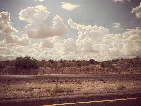 cloudy sky Stock fotó