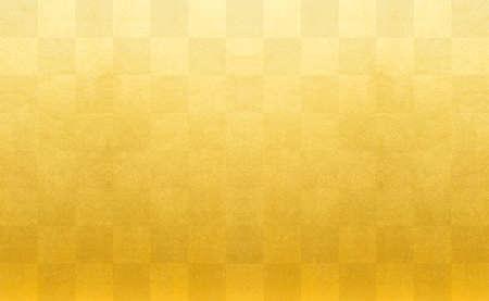 Gold Check Pattern Ichimatsu Pattern Golden Ichimatsu Pattern Background 版權商用圖片