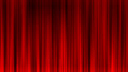 Red Curtain Stage Curtain Event Ranking Draped Book Red curtain material. Drape curtain. Red cloth.