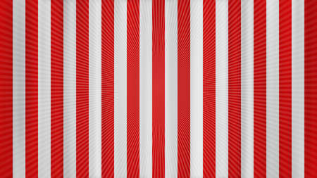 Concentrated Line Red and White Curtain Limelight Festive Background Material 版權商用圖片