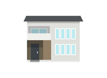 Illustration of a house.