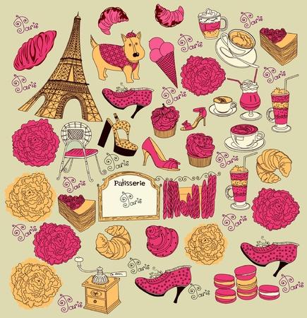 patisserie: symbols of Paris