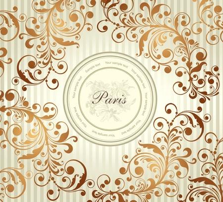 Pastel label Stock Vector - 9732997