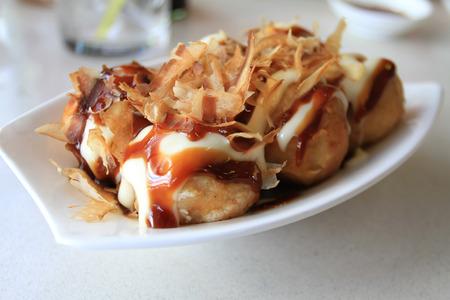 sneak: Takoyaki Japanese sneak food