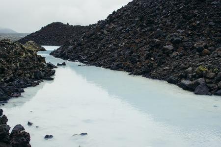 blue lagoon: Laguna Blu in Islanda