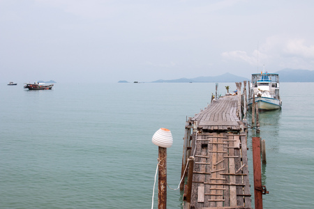 koh: Pier in Koh Samui
