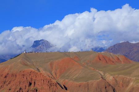 thatcher: Zhuoer Mountain, Qinghai