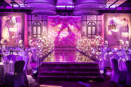 ślub: Sala weselna