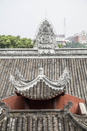 eaves: Ancient Chinese eaves