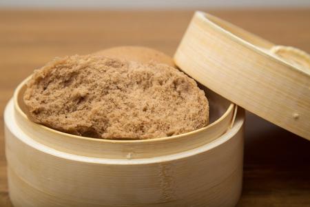 Buckwheat Mantou