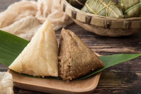 Dragon Boat Festival dumplings (zongzi)