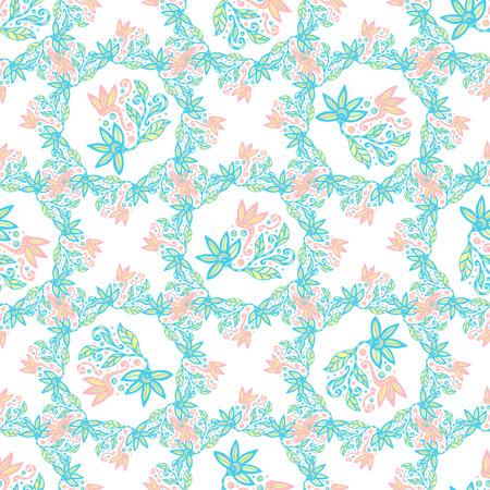 Fondo floral. la textura de la belleza en colores pastel. Fondo lindo para la industria textil y la decoración.