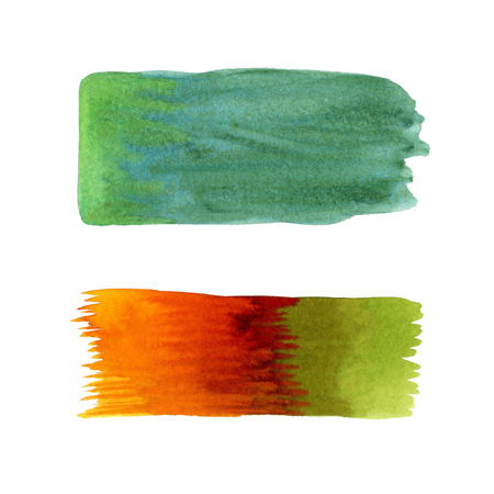 leaden: Watercolor background set. Painted abstract background. Stylish isolated backdrop