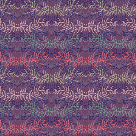 Floral seamless background. Textile pattern print design. Colorful seamless pattern