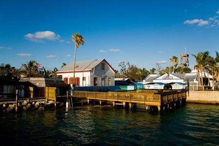 Pier at Key West photo