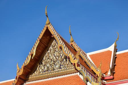 apex: Roof top apex, Architecture Thai temple
