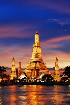 wat arun: The Temple of Dawn or