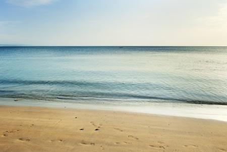 sand beach and waves of thai Sea Stock Photo - 12380705