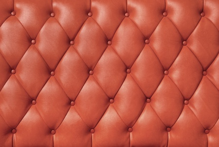 background image of plush red leather  photo