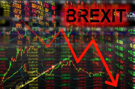 bullish market: Brexit effect in stock market