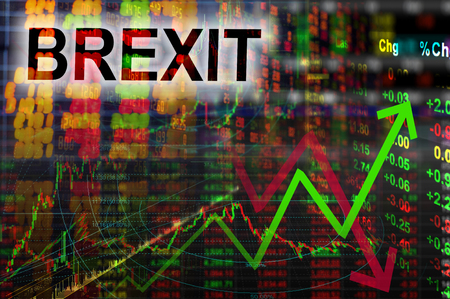 bullish: Brexit effect in stock market