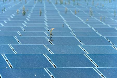 solar power station: Old Solar power station