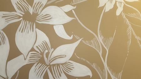 abstract: Flowwer background wallpaper