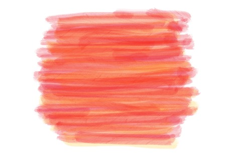 soft-color vintage pastel abstract watercolor  background isolate with colored (shades of red and orange color), illustration