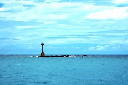 insular: lighthouse