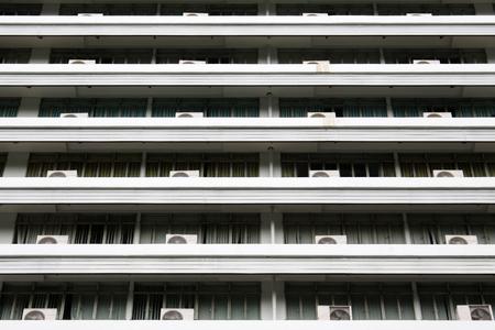 aire acondicionado: All rooms have air conditioner in Thailand building