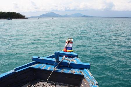 koh samet: Thai boat tour around samet Islands Thailand