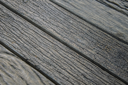 old wood texture: Black old Wood Texture Stock Photo
