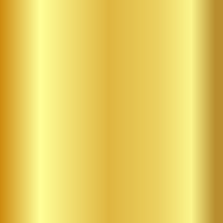 Vector of gold gradient. Gold gradient background texture metallic seamless pattern.  Elegant light and shine vector template  for luxury frame, ribbon, banner, web, coin, label,  wrapping and fabric etc.