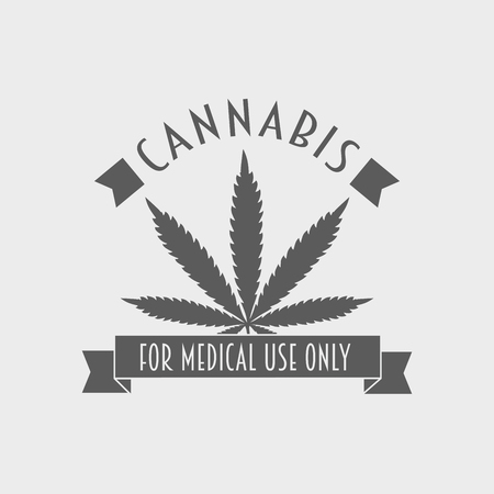 canabis: Medical marijuana. Cannabis concept