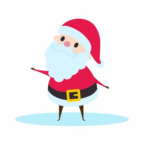 saint nick: Santa Claus illustration