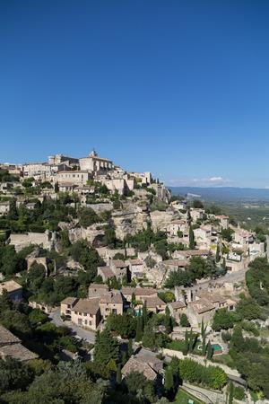gordes: Gordes Medieval Village in Southern France, Provence