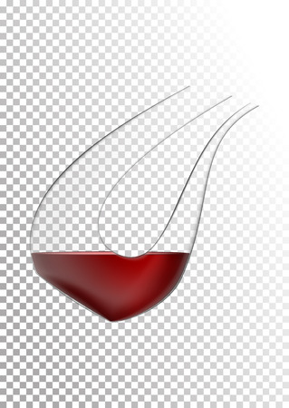 Object to enrich the saturation of wine