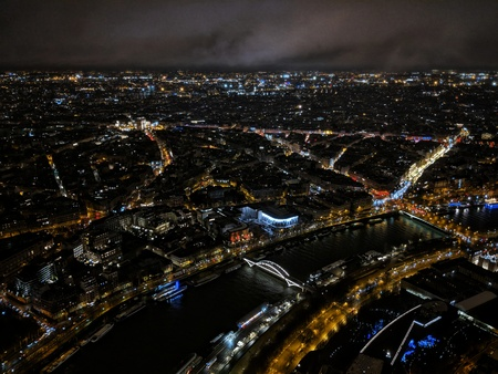 Paris Night Sight