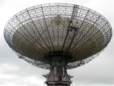 CSIRO Parkes Observatory, The dish