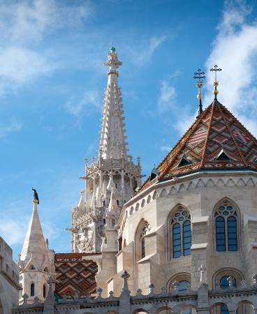 Matthias Church in Budapest, Hungary photo
