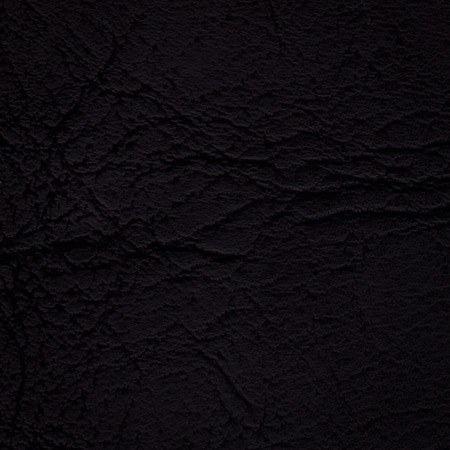 matt: Closeup of black matt leather texture for background Stock Photo