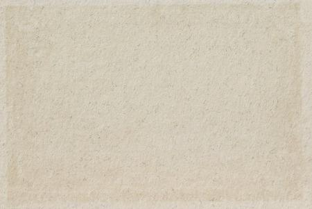 Textura del papel hecho a mano con fibras finas Foto de archivo - 36986532