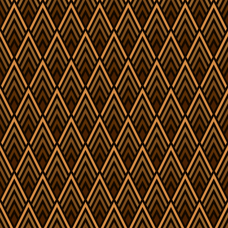 artdeco: Seamless pattern with art deco motives. Abstract  vector wallpaper in retro style. Illustration