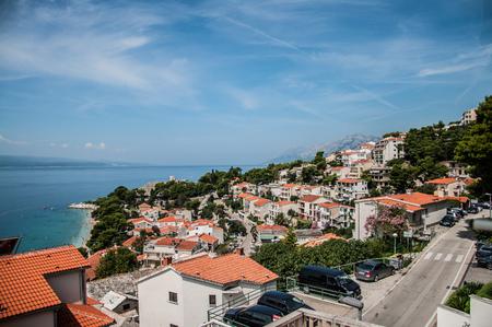croatian: Croatian landscape view Stock Photo